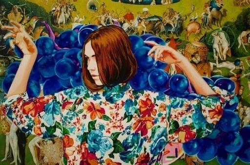 Clara Gómez Campos. Catálogo Jóvenes Artistas