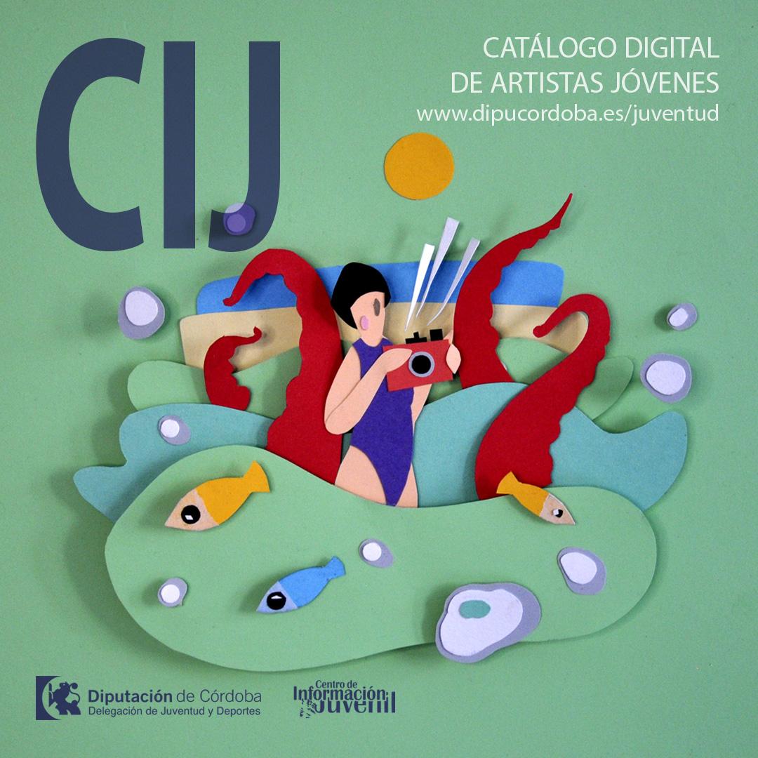 """Exposición """"Algazara, el presente del Califato"""" resultado del proyecto de Juventud """"Catálogo de jóvenes artistas de Córdoba"""""""