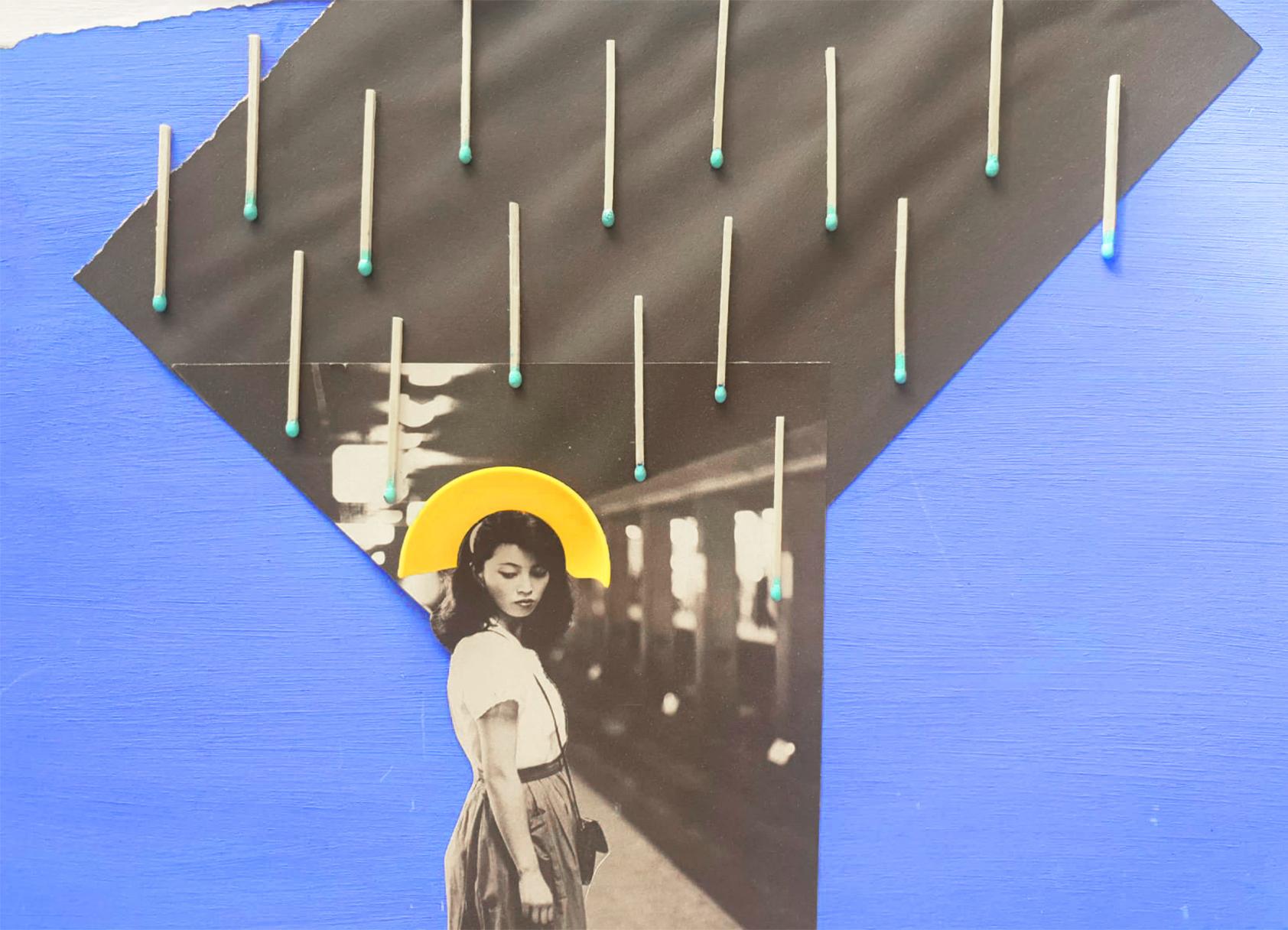 Virginia Filardi. Catálogo Jóvenes Artistas