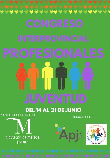 Congreso Interprovincial profesionales de Juventud. 14-25 junio