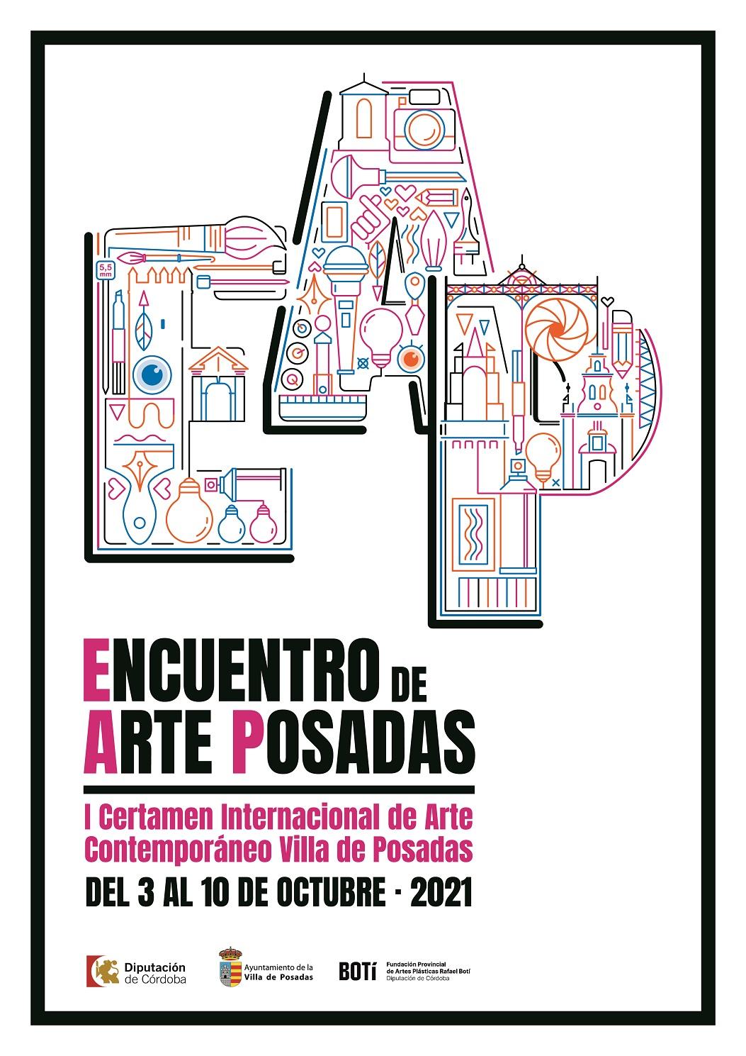 Posadas. I Certamen Internacional de Arte Contemporáneo Villa de Posadas.