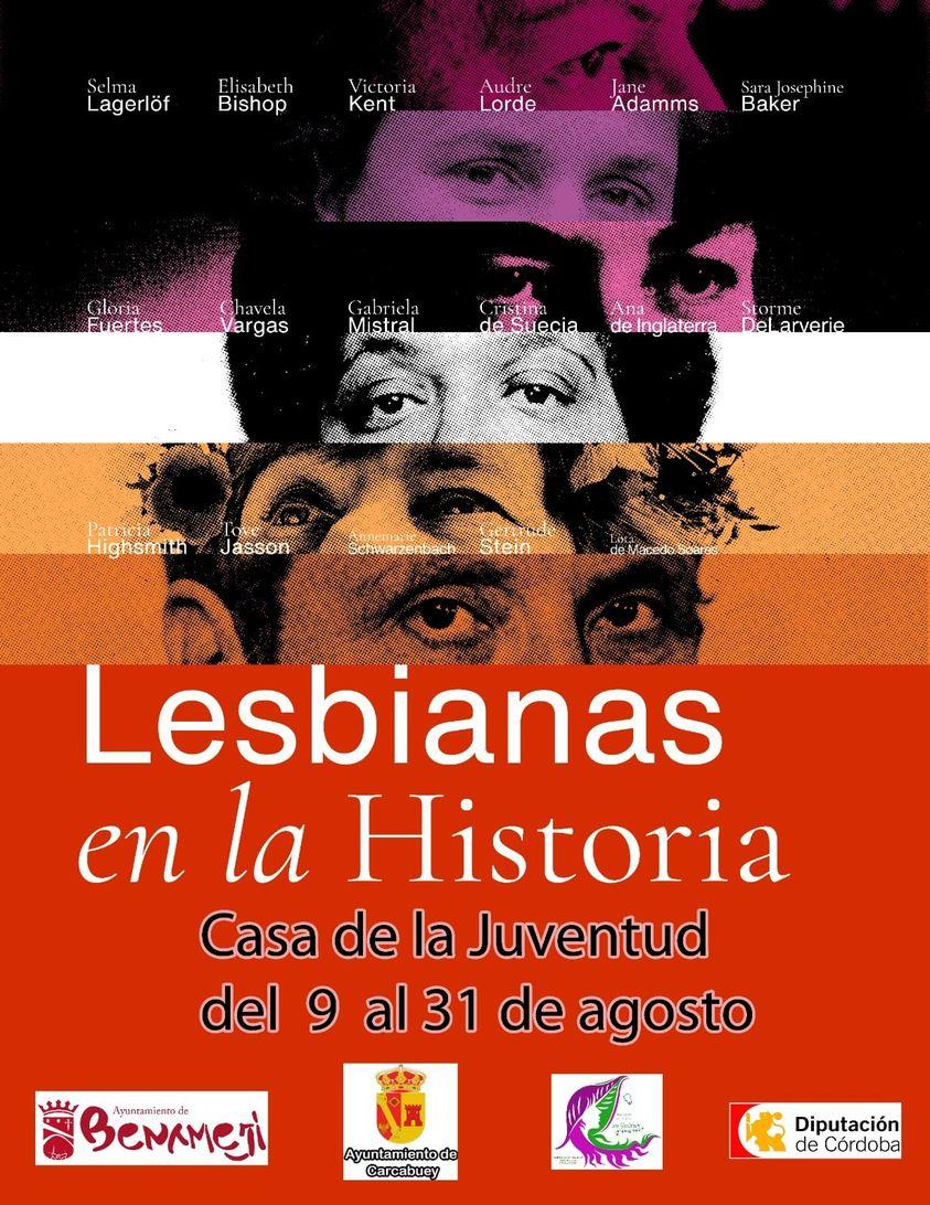 Benamejí. Lesbianas en la historia