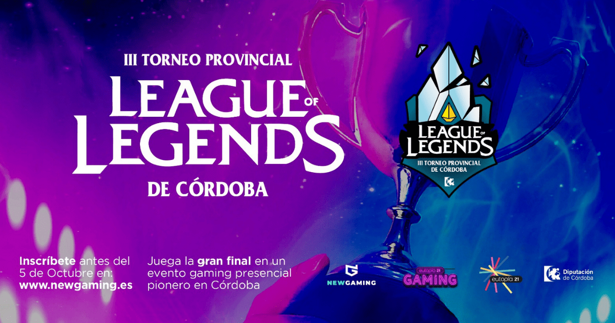 III Torneo provincial League of Legens